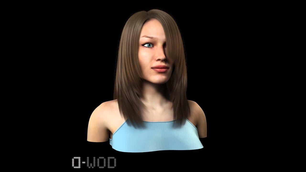 Increased Layer 3D Haircut