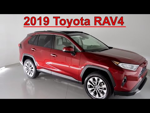 Toyota RAV4 Hybrid XSE | 2019 | review | specs | interior | redesign | canada | usa | cargurus | top