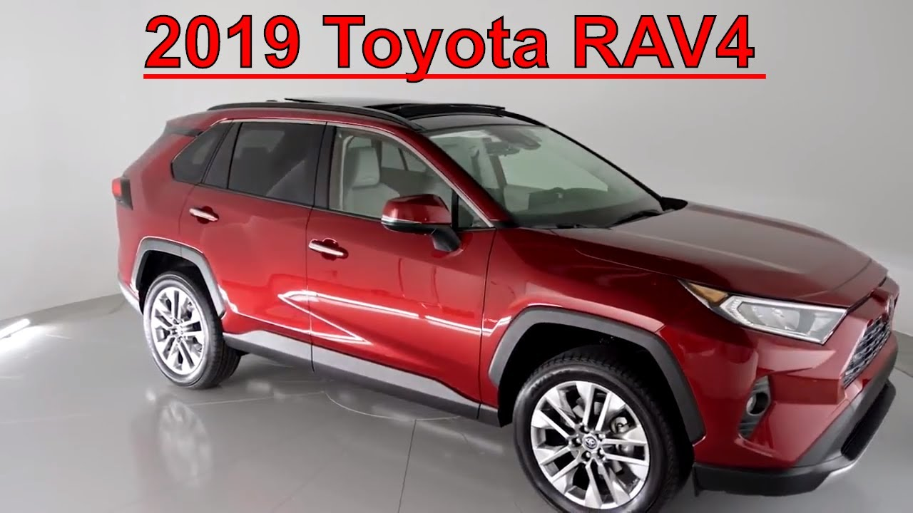 Toyota Rav4 Hybrid Xse 2019 Review Specs Interior Redesign