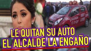 A Rubí LE QUITAN EL AUTO que le REGALO LAYIN tras XV años