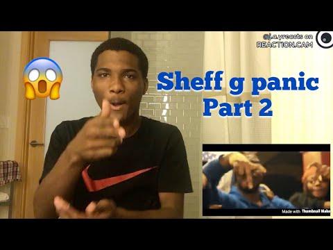 SHEFF G X SLEEPY HALLOW X DOUBLE G - PANIC PART 2  (Music Video) Prod By Lauky x Hi8   pressplay