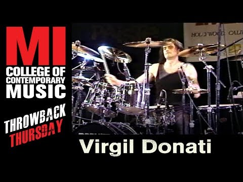 Virgil Donati Throwback Thursday From the MI Library