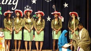 XMAS Carol singing in Hindi