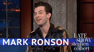 Mark Ronson Was A 'Rolling Stone' Intern At Age 12 Video
