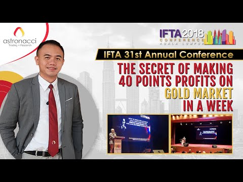 Cara Profit 400 Pips Trading Gold! International Seminar Astronacci