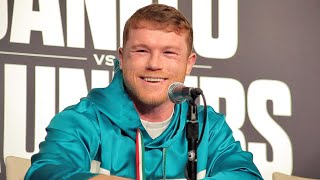 Canelo Alvarez vs Billy Joe Saunders FULL POST FIGHT PRESS CONFERECE | Matchroom Boxing