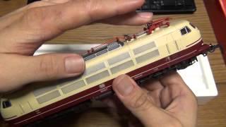 外国型鉄道模型のご紹介(DB BR103  フライシュマン製)