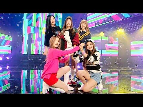 《CUTE》 레드벨벳(Red Velvet) - Dumb Dumb(덤덤) @인기가요 Inkigayo 20151004