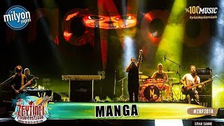 maNga - Lazer Gitar Performansı & Dursun Zaman #ZRF2018