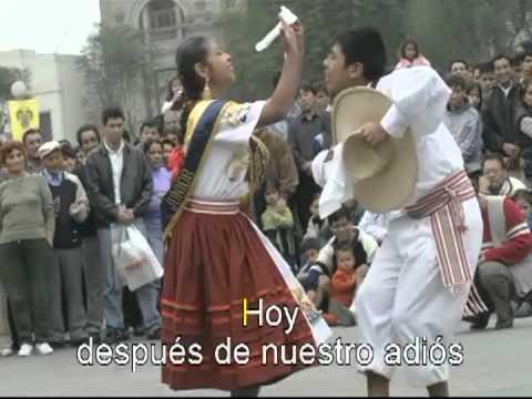 Cariño malo - Los Kipus (Peru Kraoke)