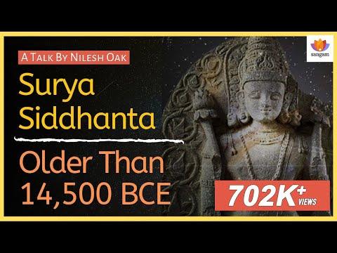 Ancient Updates To Surya Siddhanta | Nilesh Oak | Indian Astronomy | Srijan Talks