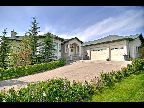Extraordinary European-Style Residence in Calgary, Canada