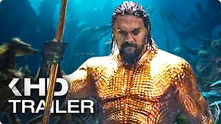 AQUAMAN Extended Trailer 2 German Deutsch (2018)