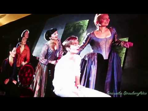 【Strawberry Alice】Mozart! Das Musical, propaganda film, Shanghai Culture Square, 08/08/2016.