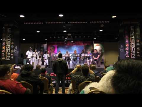Wintercon 2016- The Warriors Q&A