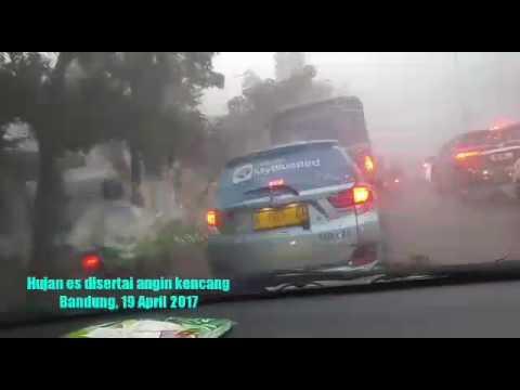 Hujan Es Di Bandung Hari Ini 19 April 2017
