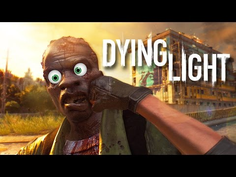Dying Light - Random Moments (Stupid Zombies!)