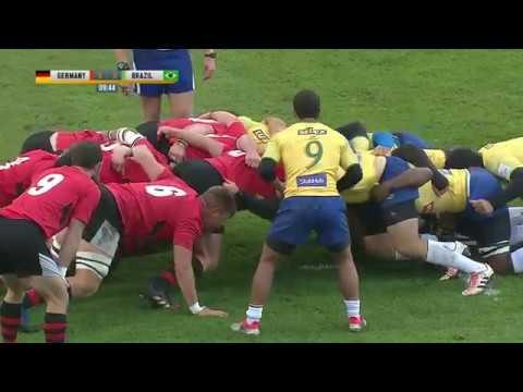 Germany vs Brazil - Rugby - Nov 11 2017
