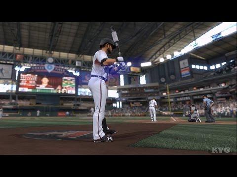 MLB The Show 17 - Colorado Rockies vs Arizona Diamondbacks | Gameplay (PS4 Pro HD) [1080p60FPS]