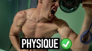 MY FASTEST MUSCLE GAIN (must see!)   Body Evolution   Day 4