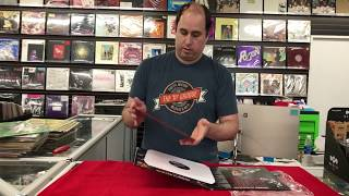 Record Store Day 2018 RSD Elvis Presley The King In His Ring Unboxing