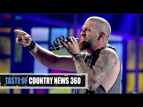 Brantley Gilbert's Baby Ruining His Rep - Taste of Country News 360