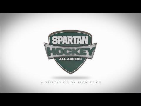 "Spartan Hockey All-Access '18: ""Role Models"""