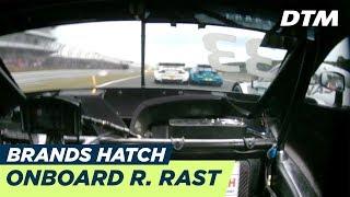 DTM Brands Hatch 2018 - René Rast (Audi RS5 DTM) - RE-LIVE Onboard (Race 2)
