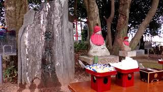 月が出た出た…薬師寺観月会と草木塔のお披露目(豊橋 薬師寺)