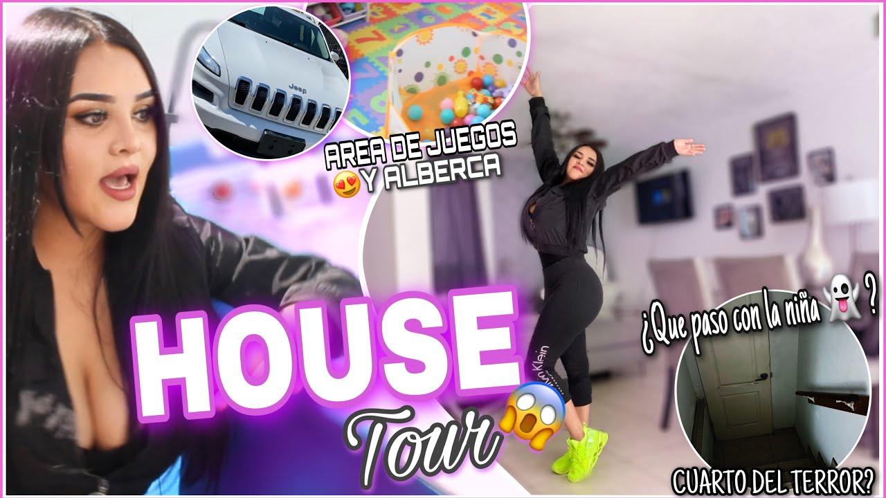 HOUSE TOUR   MI NUEVO CARRO 🤩 Diana Estrada
