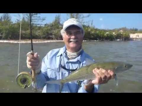 Bahamas Fishing Guide | Bonefish-Simon Bain | Nassau,Bahamas