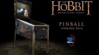 Arcade Raiders Special - Hobbit pinball gameplay