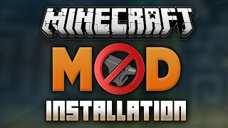 How to Install Minecraft Mods 1.8 (No Forge)