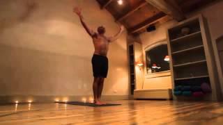 Йога для начинающих дома для похудения