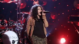 alessia cara performs wild things