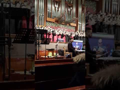 Camarata Music Company performs Handel's Messiah - Hallelujah
