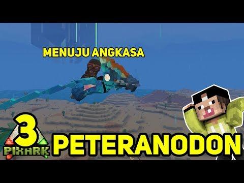 MEMELIHARA DINOSAURUS TERBANG !! - PIXARK #3