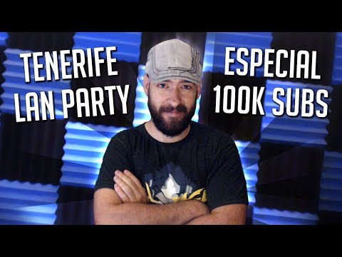 PODÉIS SALIR EN EL ESPECIAL 100K! | VOY A LA TLP TENERIFE