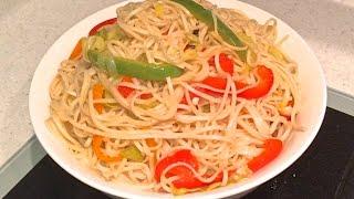 Vegetable Noodles  Vegetable Hakka Noodles  Veg Noodles Recipe  Veg Chow Mein