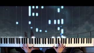 「Shigatsu wa Kimi no Uso」 ED2 - Orange オレンジ (piano solo) // 7!! Thumbnail