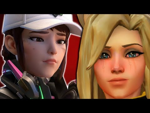 When Overwatch Gets Emotional