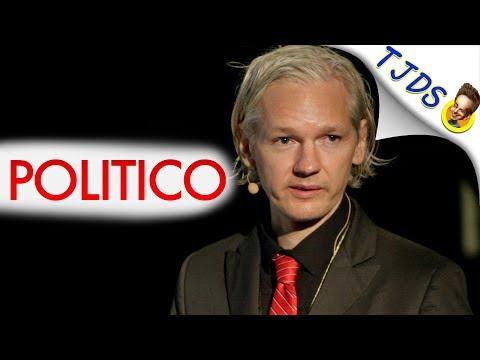 Politico Caught Running CIA Propaganda About Assange