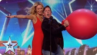 AMANDA HOLDEN'S BEST MOMENTS! | BGT