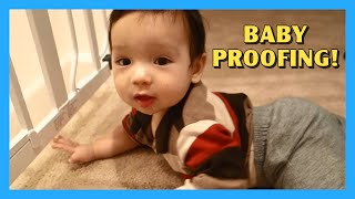 Baby Proofing!