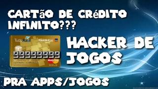 Cartão de crédito Infinito para comprar Coisas em Jogos/Apps        (ROOT)