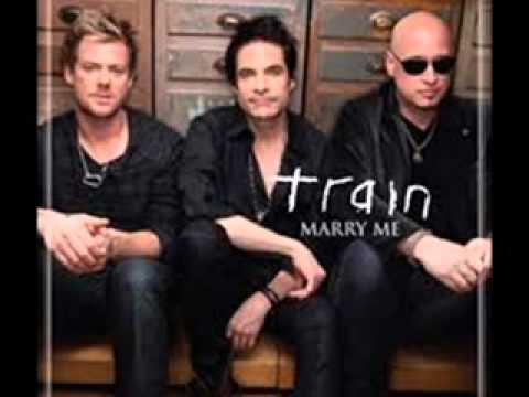 Train  Marry Me