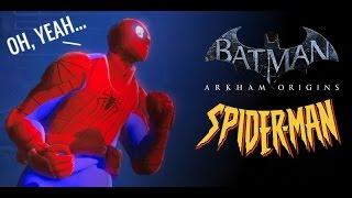 Video Batman Arkham Origins: Spider-Man download MP3, 3GP, MP4, WEBM, AVI, FLV Agustus 2018