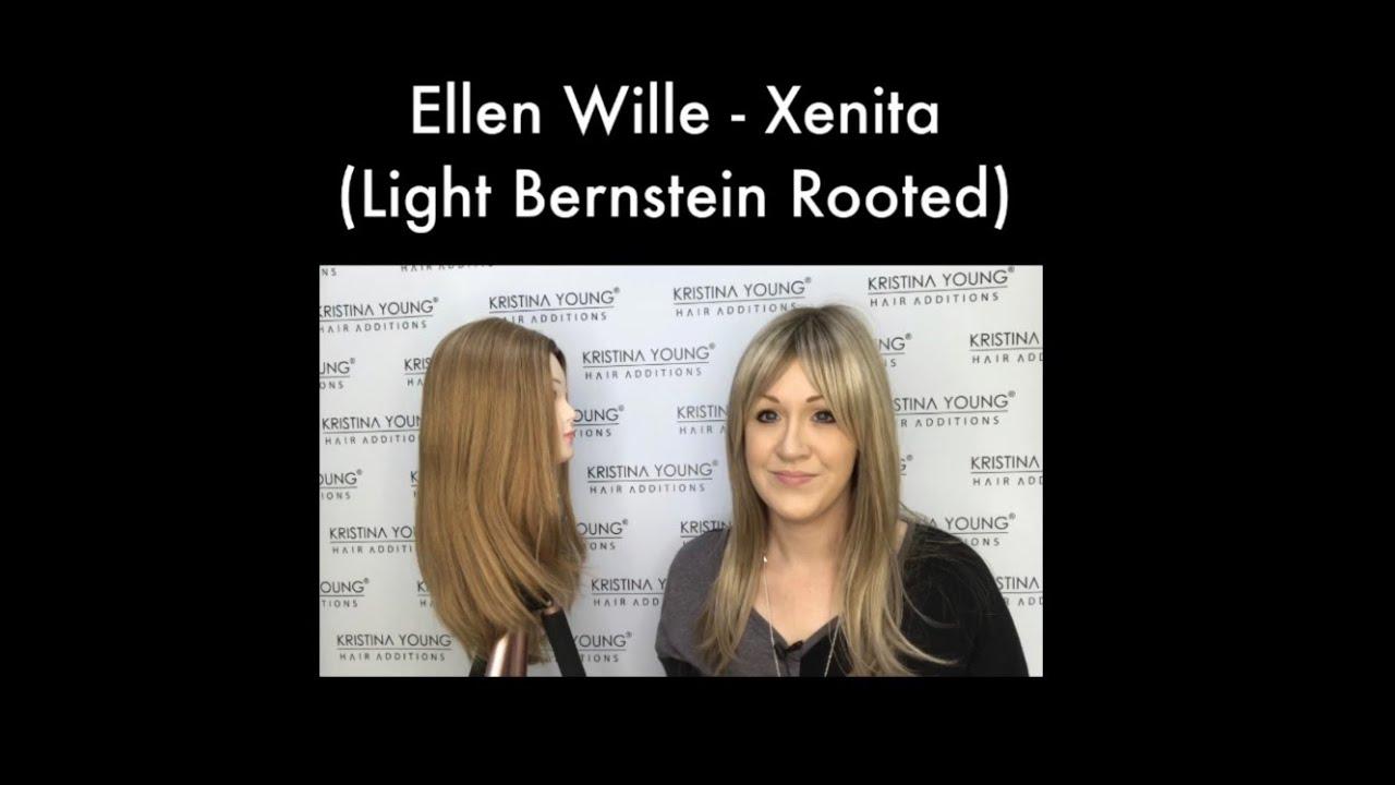 90f9b5549cfbb Ellen Wille - Xenita (Light Bernstein Rooted)