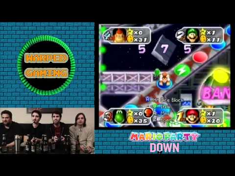 Warped Gaming - Mario Party Down