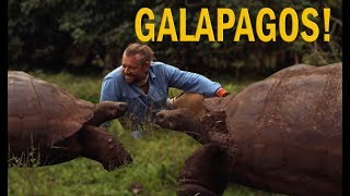 GALÁPAGOS, A ILHA DE DARWIN   RICHARD RASMUSSEN